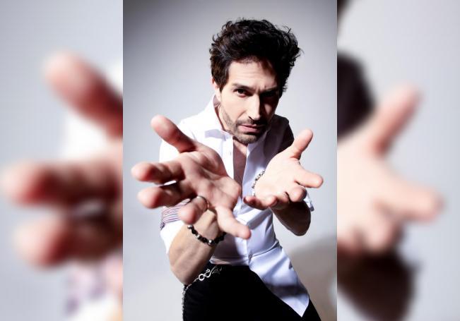 Fotografía cedida por PinPoint que muestra al cantante y actor mexicano Benny Ibarra. EFE/PinPoint /SOLO USO EDITORIAL/NO VENTAS