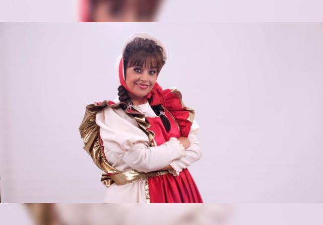 """La presentadora mexicana Alma Gómez """"Cositas"""" demuestra su vigencia con su llegada a Tiktok, espacio que le ha traído miles de seguidores luego de una larga ausencia en televisión. EFE/Cositas"""