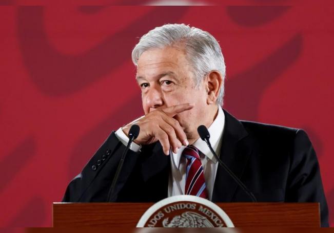 """López Obrador no ve """"nada extraño"""" en cisma de 10 gobernadores con Ejecutivo"""