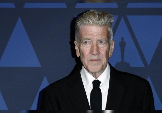 US director David Lynch. EFE/EPA/NINA PROMMER/File