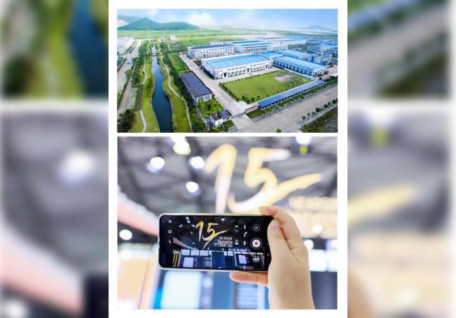 Fotografías cedidas hoy por la Ningbo Factory de la multinacional china Ginlong Solis, especializada en el sector fotovoltaico, que anunció este jueves su plan para expandirse por América Latina este 2020 pese a la coyuntura actual. EFE/Ningbo Factory/SOLO USO EDITORIAL/NO VENTAS