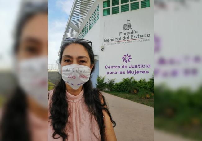 Fotografía cedida que muestra a Sandra Quiñones, coordinadora en Puerto Vallarta del Comité de América Latina y el Caribe para la Defensa de los Derechos de las Mujeres. EFE/ARCHIVO PARTICULAR /SÓLO USO EDITORIAL / NO VENTAS