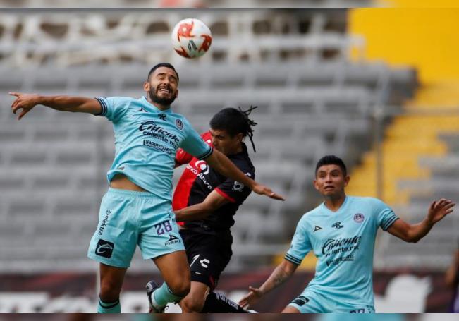 1-1. El ecuatoriano Ibarra rescata empate del Atlas ante el Mazatlán FC