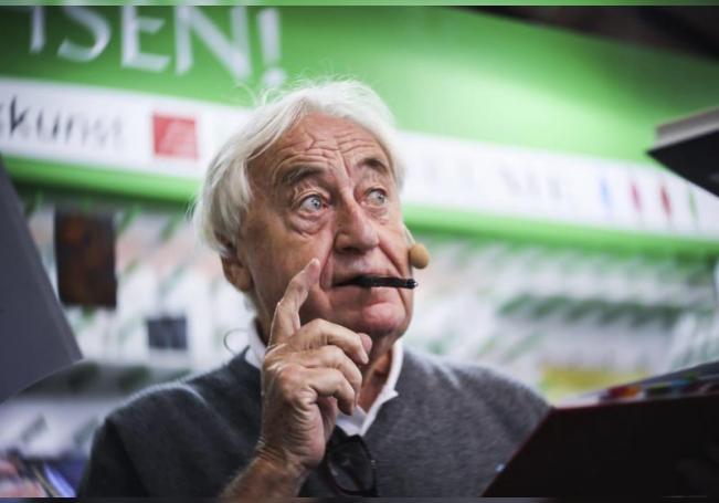 El escritor holandés Cees Nooteboom. EFE/Frank Rumpenhorst/Archivo