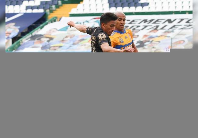El ecuatoriano Ángel Mena vuelve al camino del gol en el fútbol mexicano