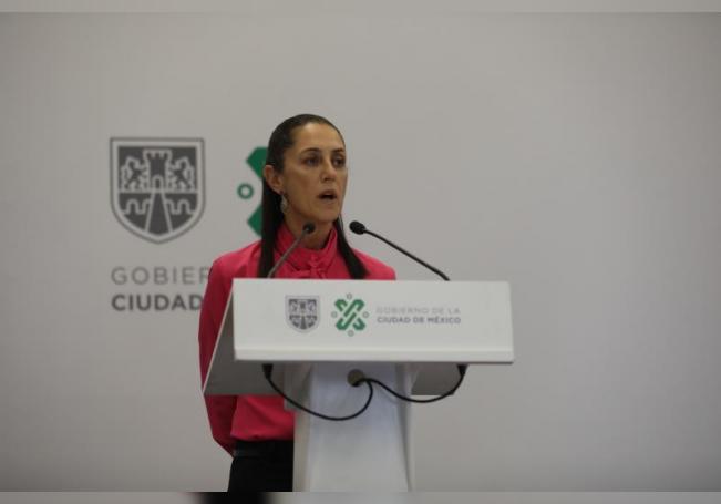 Fiscalía investiga presunta amenaza contra alcaldesa de Ciudad de México