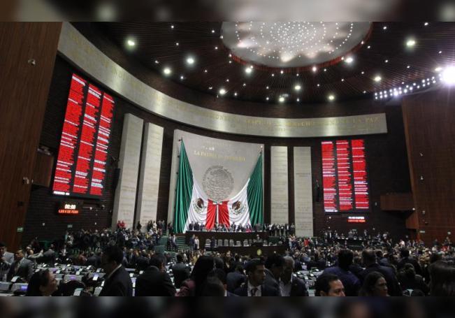 Diputados asisten a la apertura del nuevo periodo del Congreso mexicano en Ciudad de México (México). EFE/ Mario Guzmán/Archivo