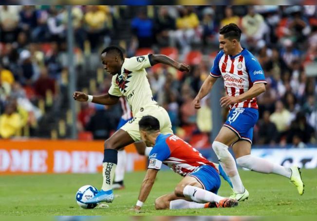 América recibirá el sábado al Guadalajara, en el Clásico del fútbol mexicano