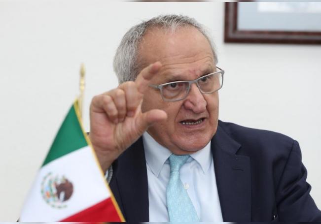 El mexicano Jesús Seade afirmó este viernes que su eliminación de la carrera para dirigir la Organización Mundial del Comercio (OMC) fue porque los países desarrollados no quisieron apoyar una candidatura de Latinoamérica. EFE/ Mario Guzmán/Archivo