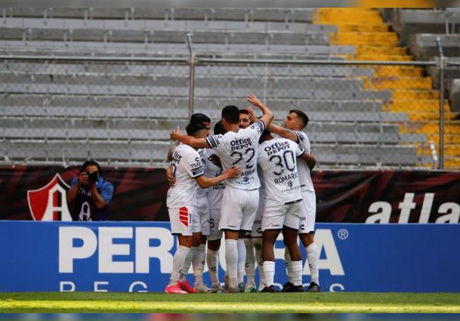 0-1. El Pachuca del uruguayo Pezzolano vence al Atlas en el Apertura