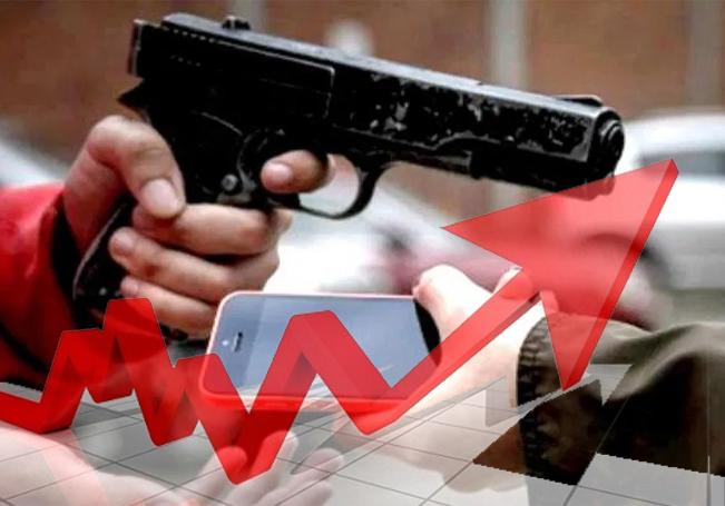 En Aguascalientes aumentó la inseguridad en general en los últimos 6 meses.