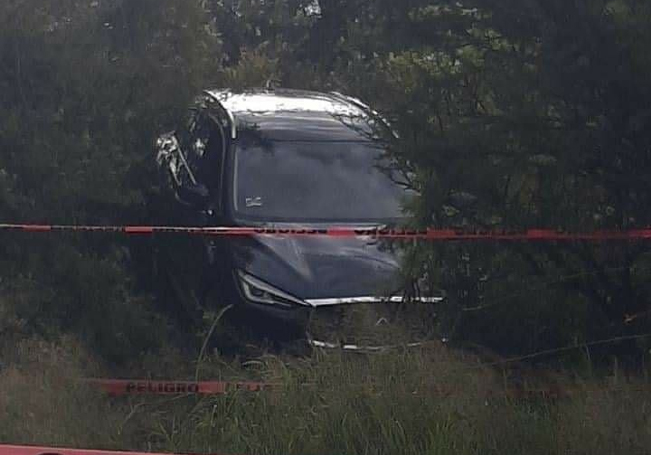 La víctima se trata presuntamente de un directivo de Nissan aquí en Aguascalientes.