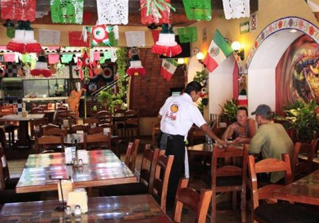 Restauranteros tendrán un desangelado festejo patrio.