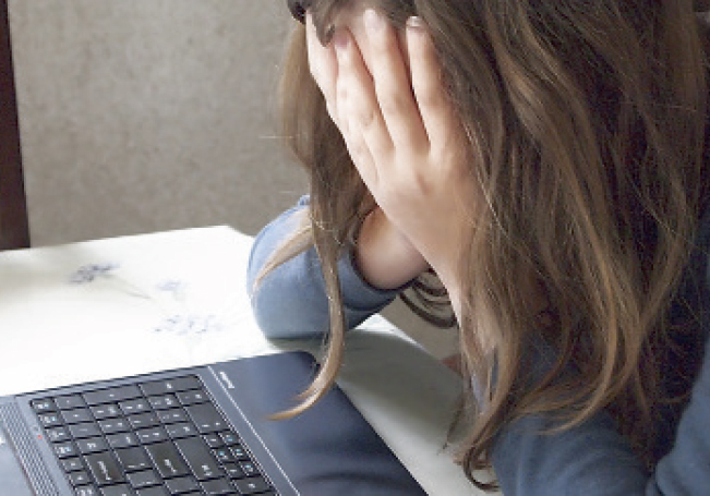 Algunas de las jovencitas afectadas son estudiantes de secundaria.