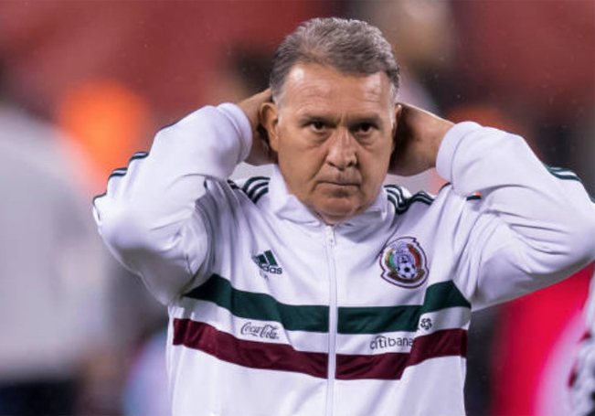 México busca rival para finales de septiembre.