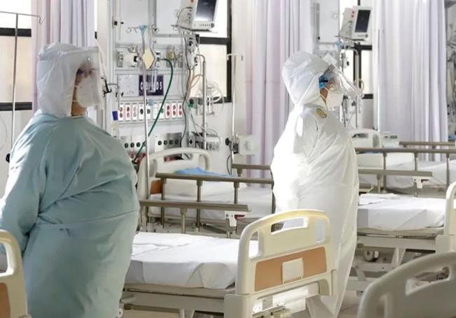 Habilita la SEDENA área de terapia intensiva para pacientes COVID en Aguascalientes.