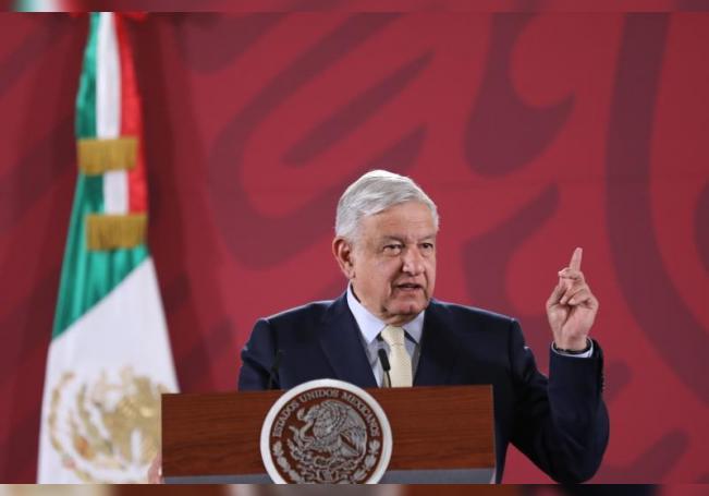 López Obrador desea pronta recuperación a Trump tras su positivo por COVID-19