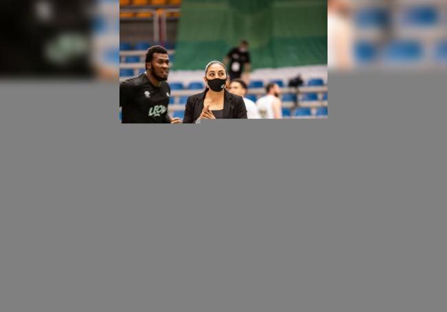 Arellano sabe que influirá en que más mujeres entren al baloncesto mexicano