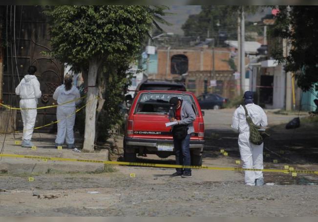 Ataque con granadas causa seis muertos y dos heridos en oeste de México