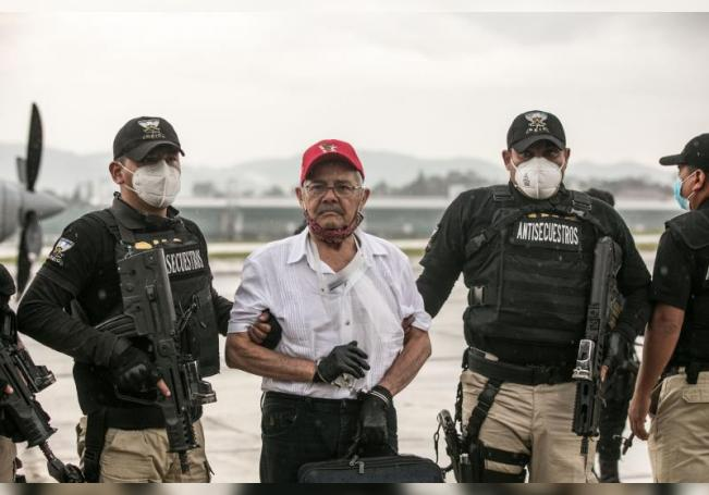 México entrega a Guatemala a exguerrillero acusado de asesinato en 2019