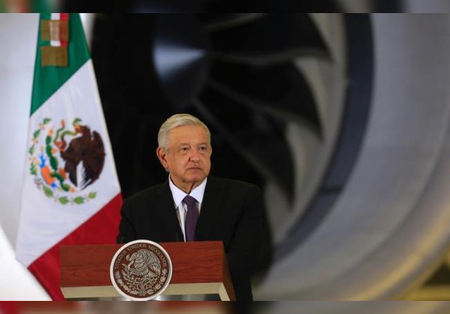 López Obrador deslinda a Ejército mexicano del general detenido en EE.UU.
