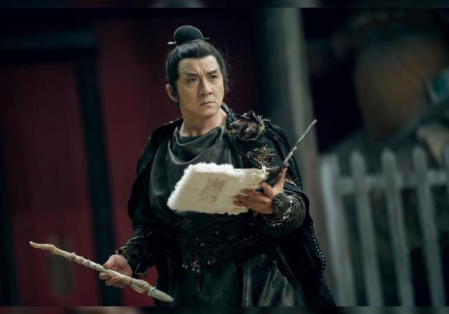 """Jackie Chan: """"Quiero contribuir al mundo más allá de los filmes"""""""