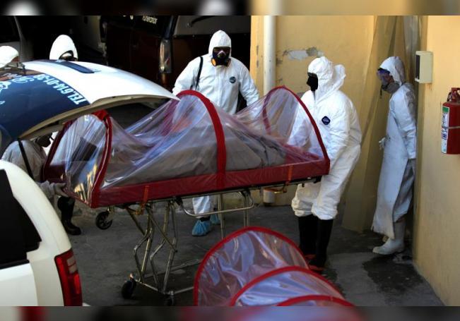 México registra un exceso de muertes del 37 % en primeros nueve meses de 2020