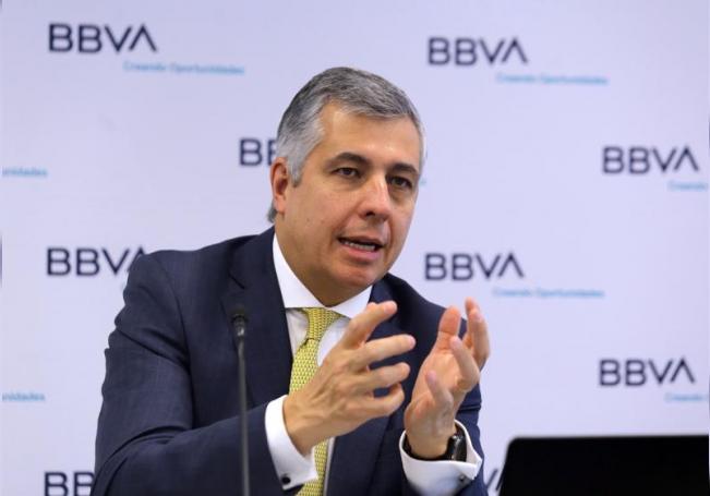 BBVA mejora a 9,3 % su pronóstico de contracción del PIB de México para 2020