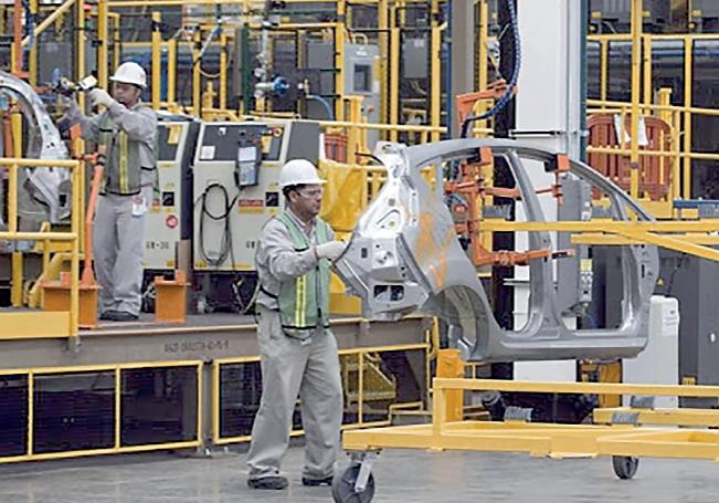 La Encuesta Mensual de la Industria Manufacturera del Inegi reveló los lamentables datos.