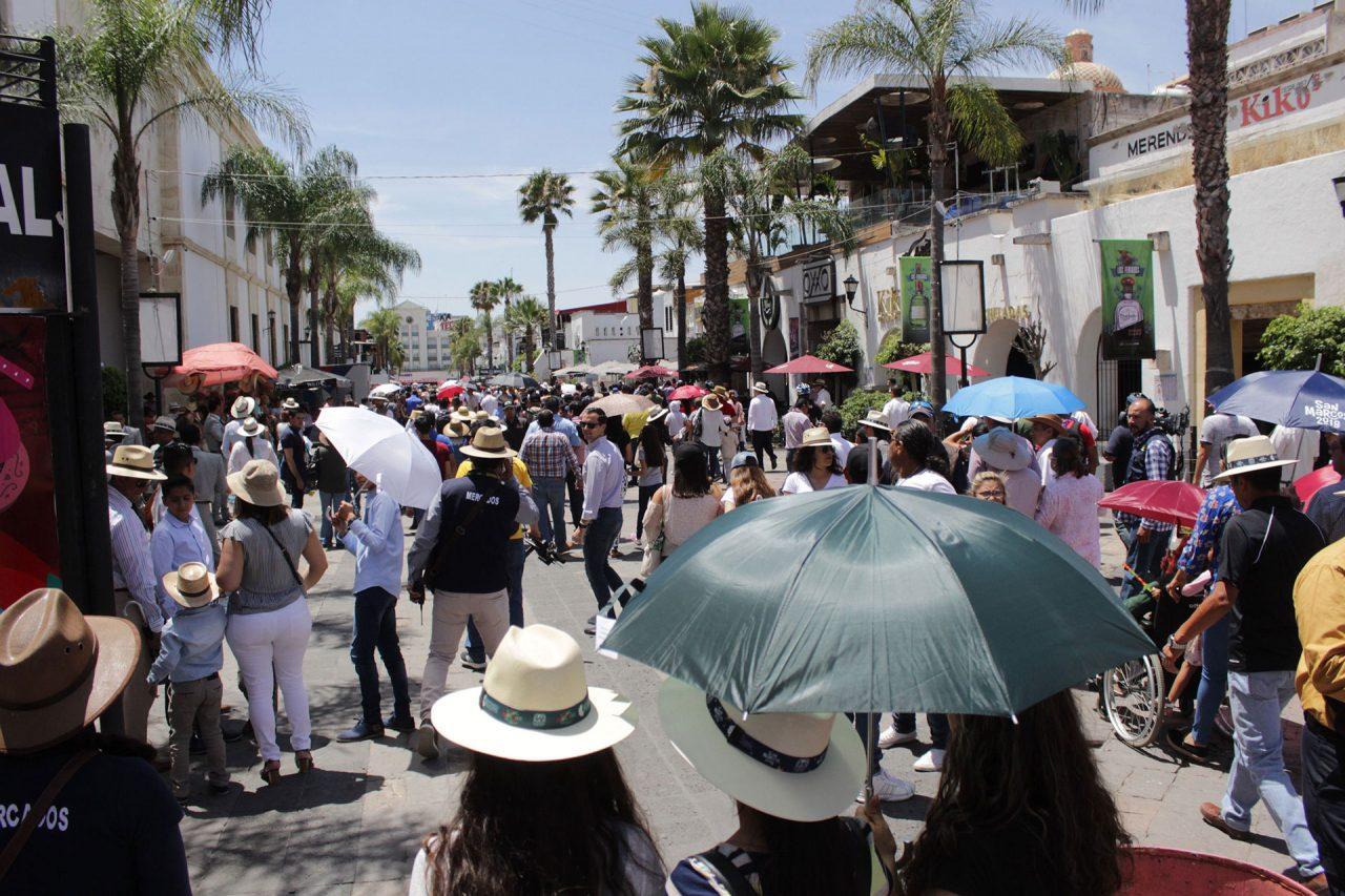 Turismo ya trabaja en la organización de la Feria Nacional de San Marcos 2021.