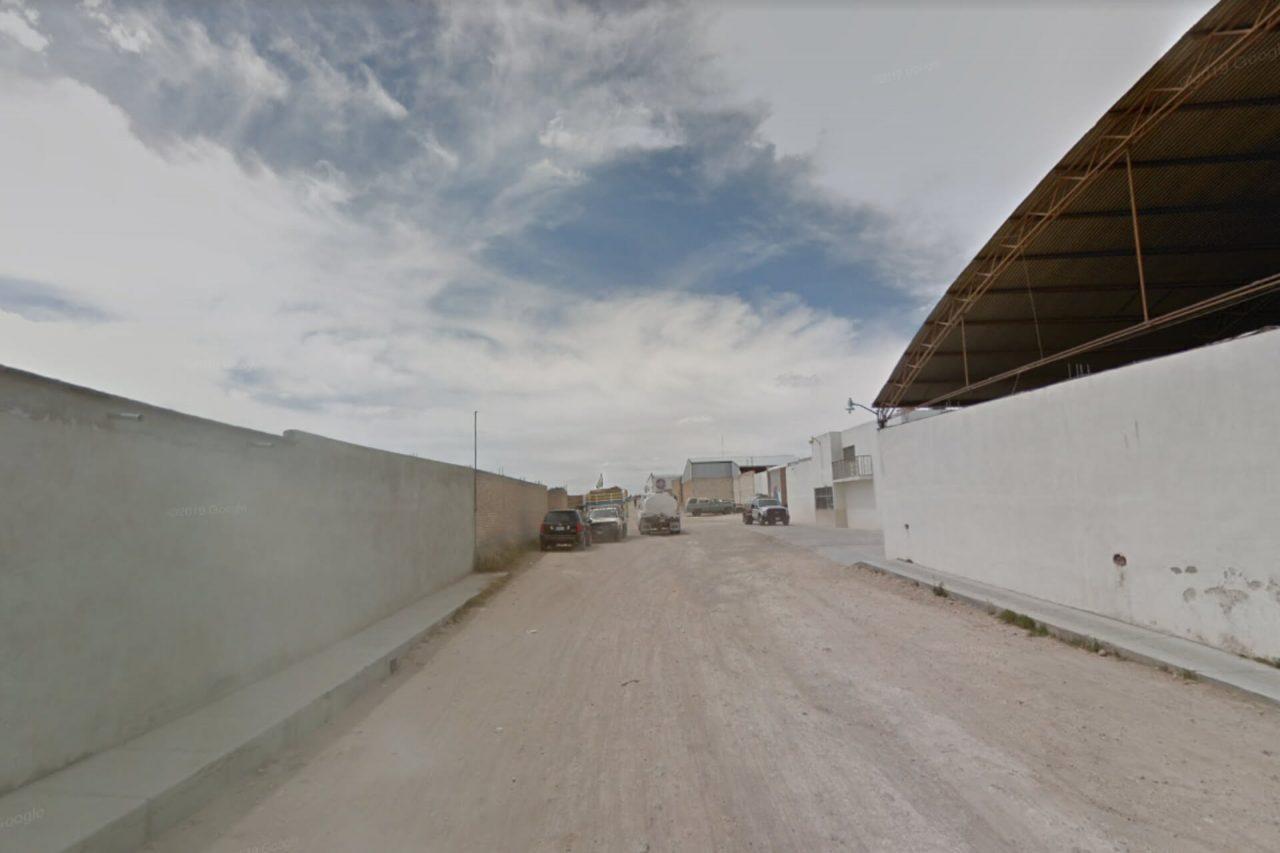 Balacera en Bajío de San José