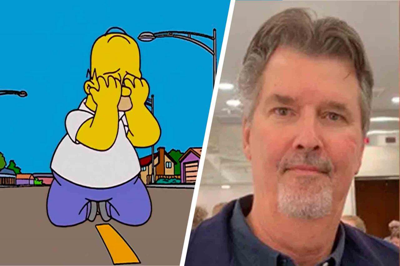 """Fallece David Richardson, veterano guionista de """"Los Simpson""""."""
