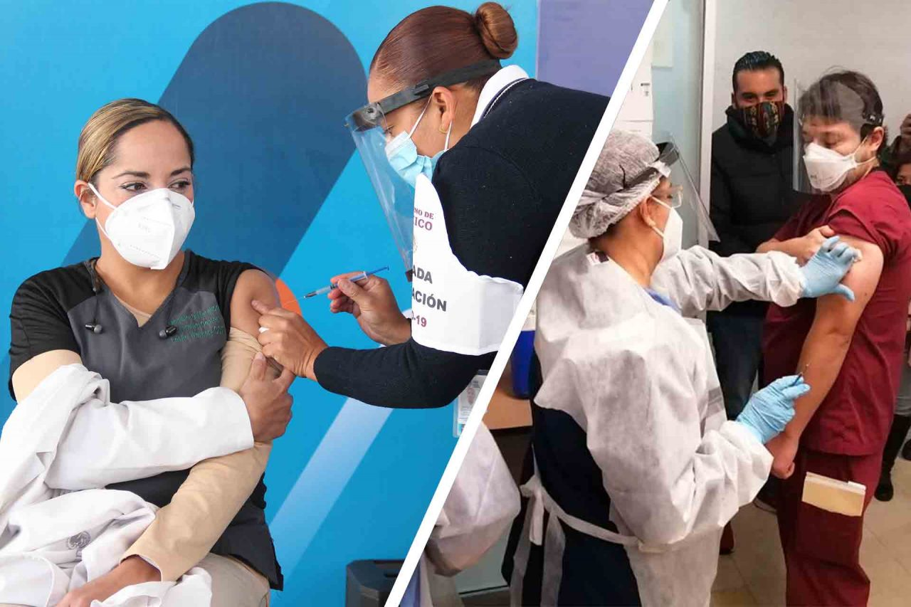 Pleito, Vacunación, 4T, MOS.