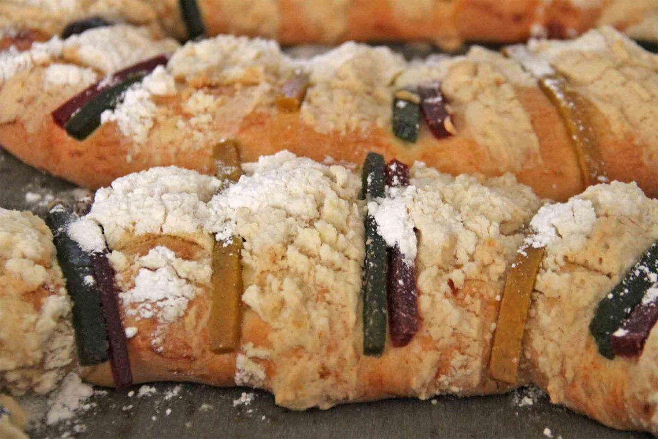 Venta, Rosca de Reyes, Caída, Panaderos.