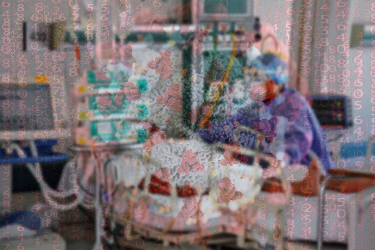 El paciente que fue contagiado por una variante de Covid que podría ser la mutación que se detectó en el Reino Unido, ya falleció