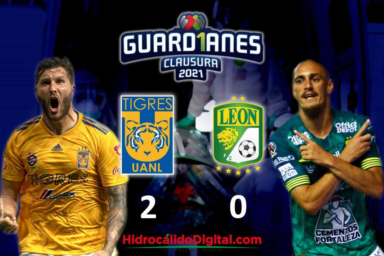 Tigres venció al campeón León