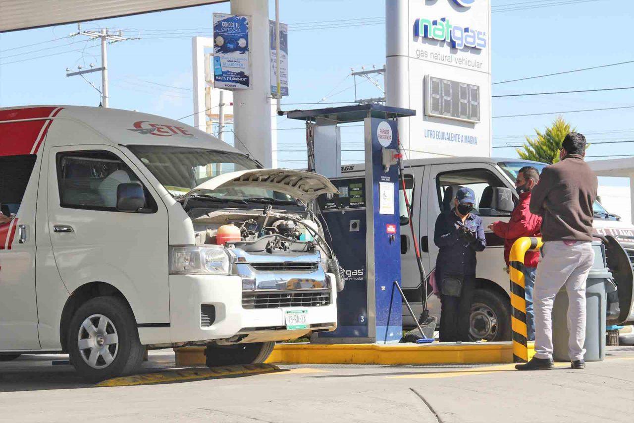 NatGas reanuda abastecimiento normalizado de gas natural.