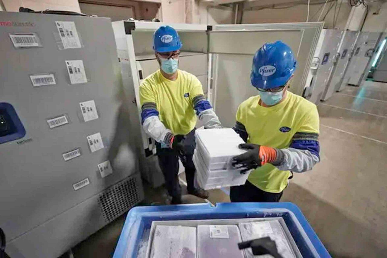 México denunciará acaparamiento de vacunas por parte de países productores.