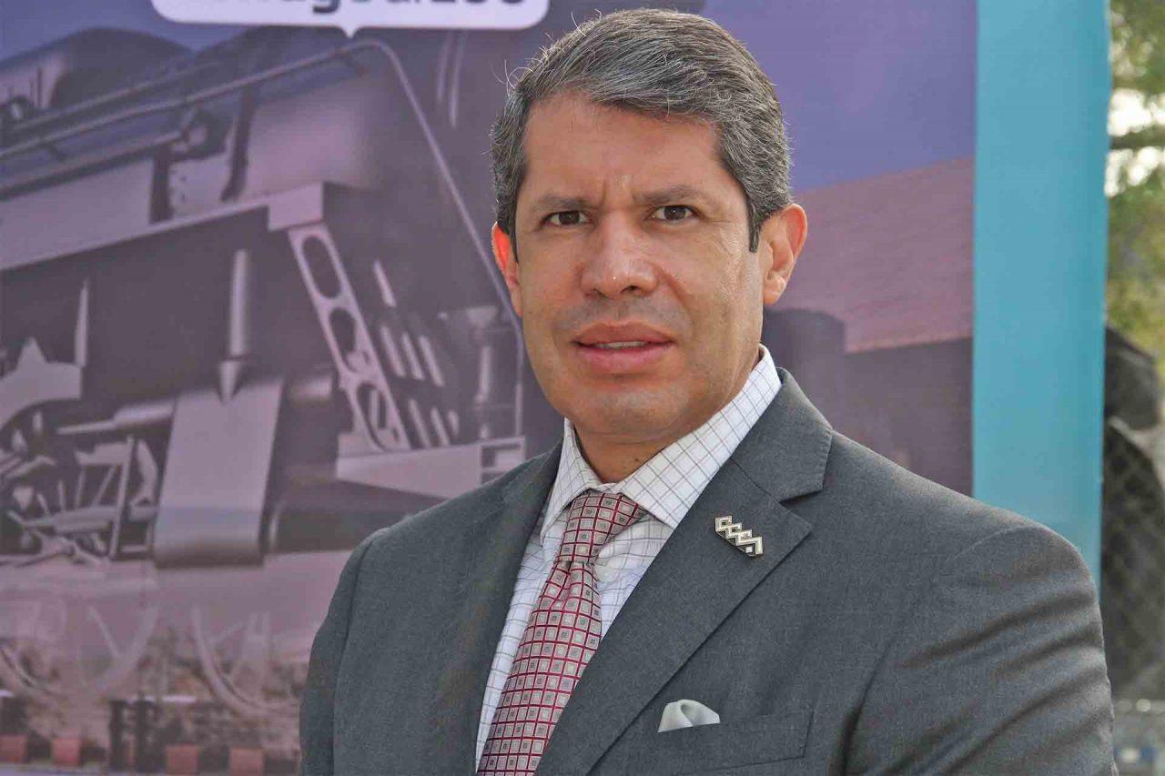 Raúl González Alonso, presidente del CCEA.