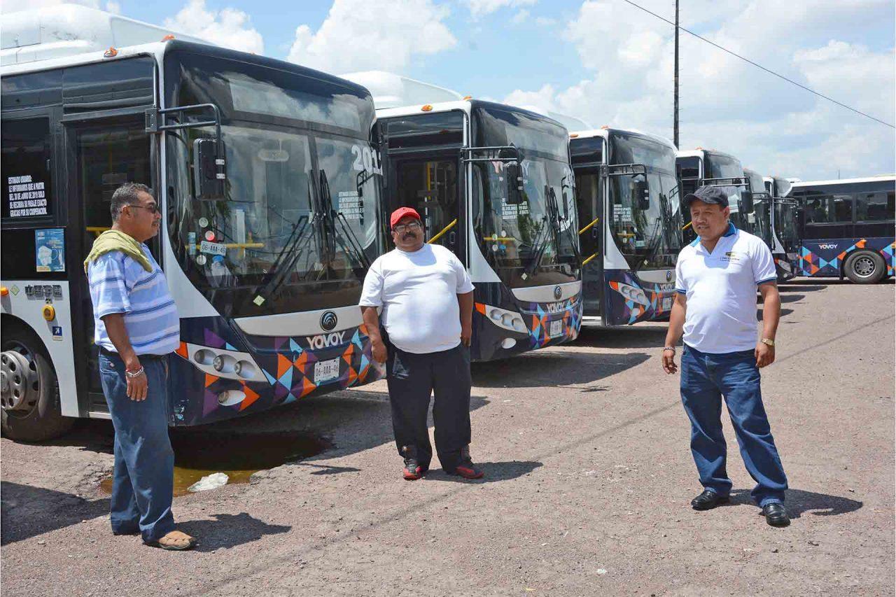 Aguascalientes Rechazan Petición Línea Express