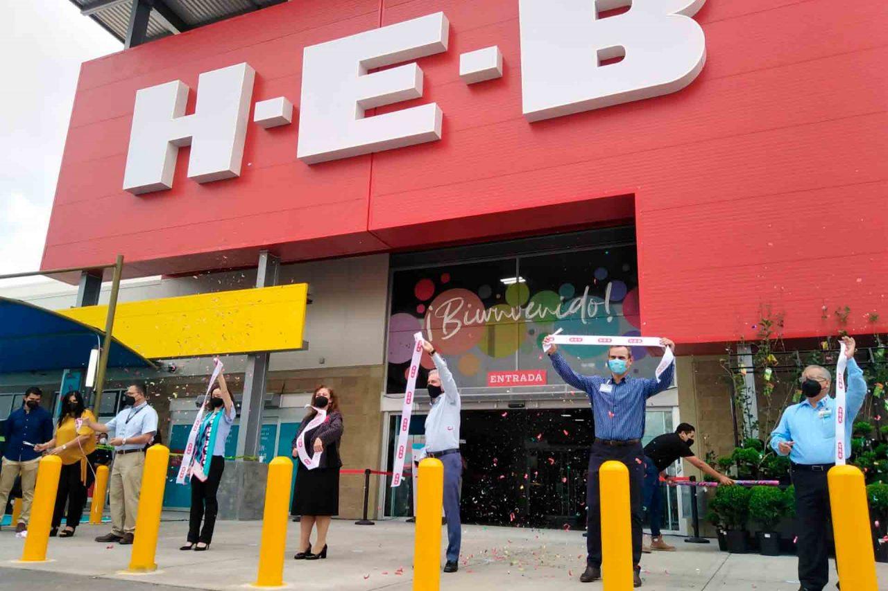 Aguascalientes Inauguran H-E-B Santa Mónica