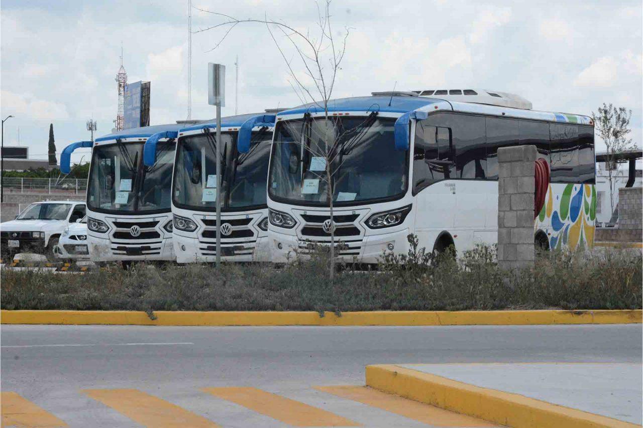 Aguascalientes ADO Transporte Público Camiones