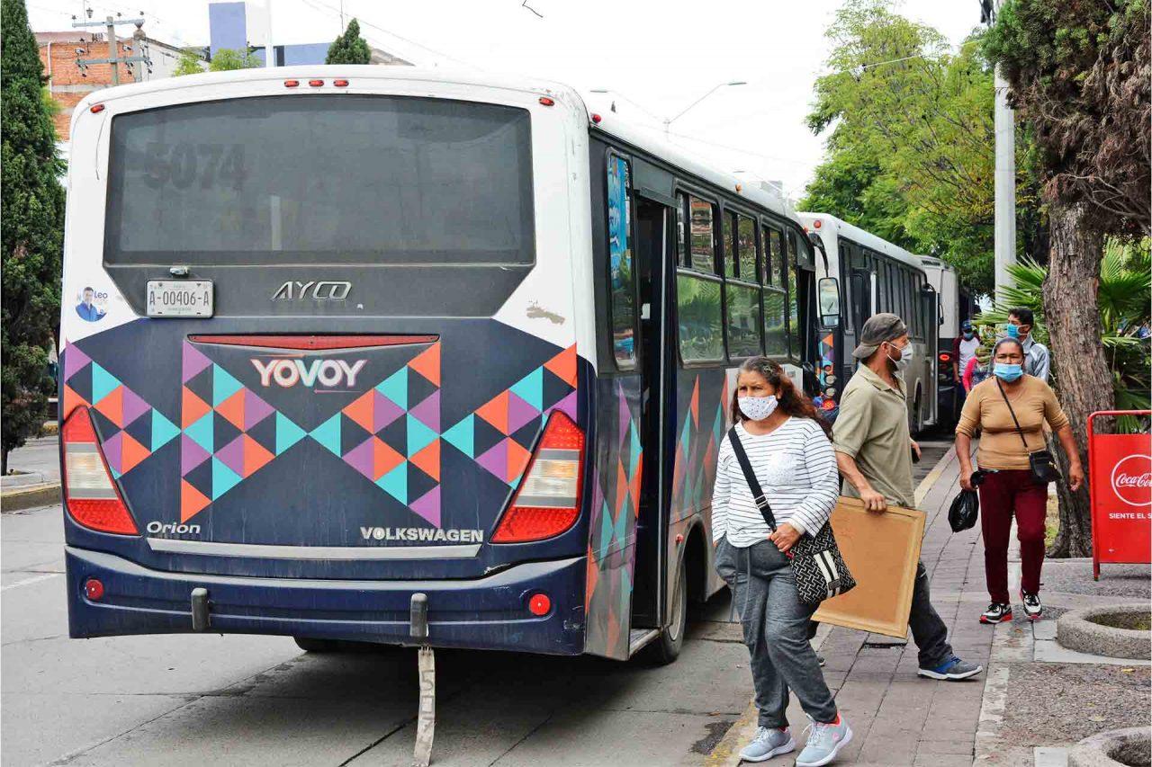 Aguascalientes Saneamiento Transporte Público