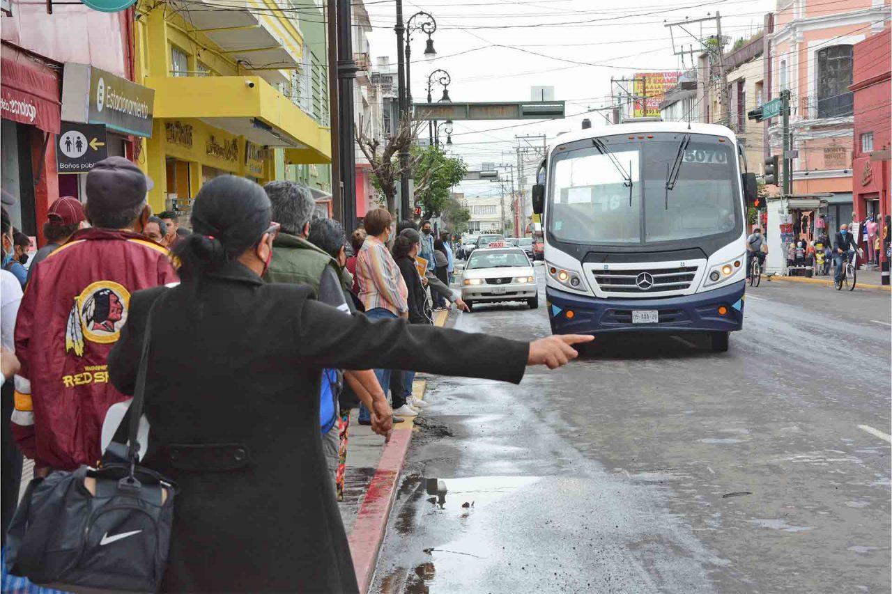 Aguascalientes Línea Express Desactivación Camiones