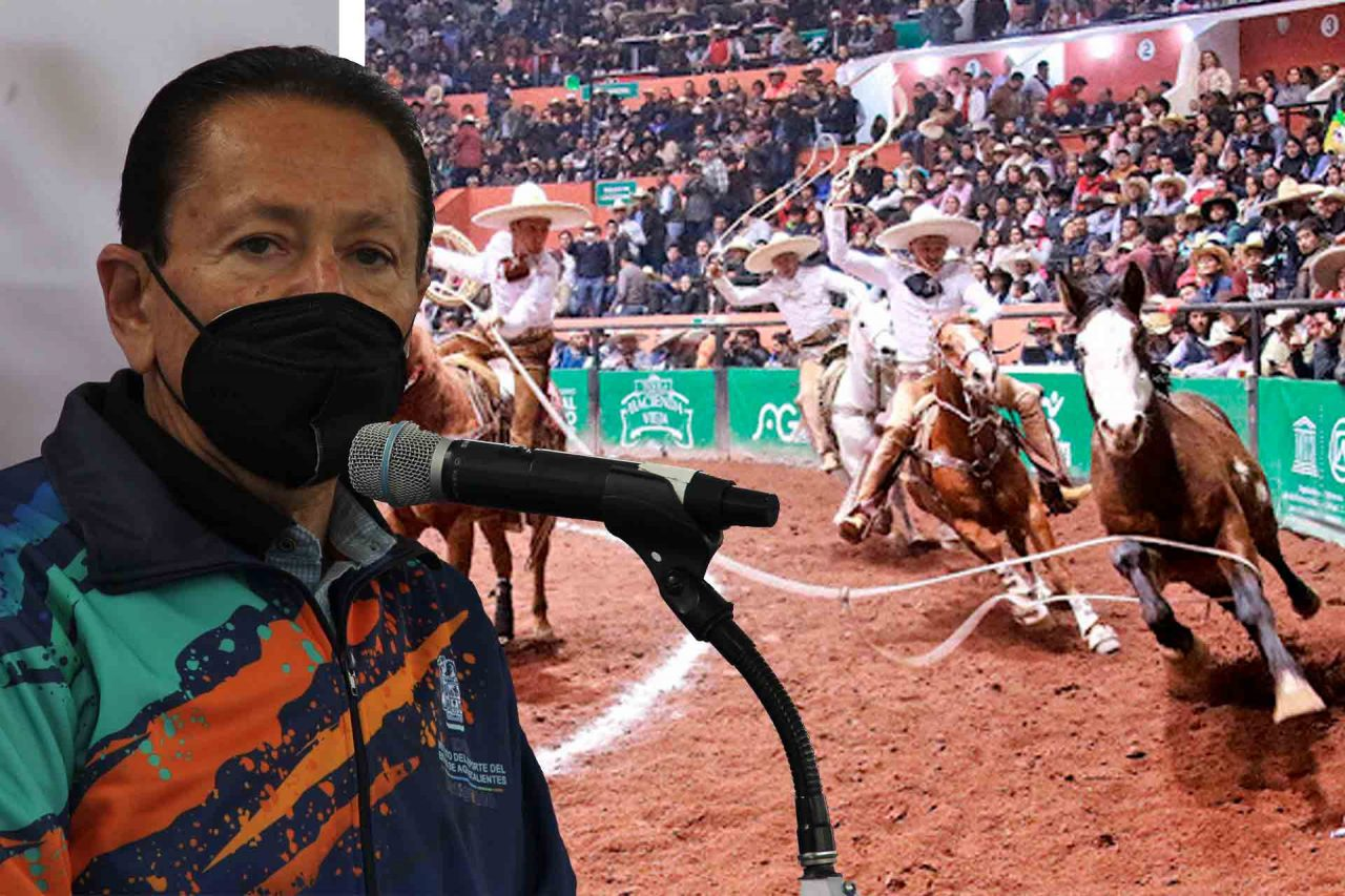 Aguascalientes Congreso Nacional Charro Medidas de Sanidad Gobierno